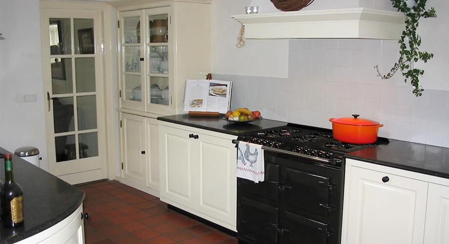 Enero maatwerk interieur klassieke keuken